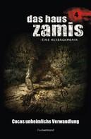 Ernst Vlcek: Das Haus Zamis 4 - Cocos unheimliche Verwandlung ★★★★
