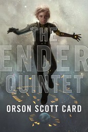 The Ender Quintet - Ender's Game, Speaker for the Dead, Xenocide, Children of the Mind, and Ender in Exile