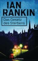 Ian Rankin: Das Gesetz des Sterbens ★★★★