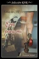 Sandra Heys: Eres para mí (Quinteto de la muerte 2)