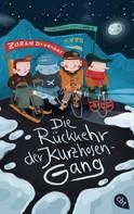 Zoran Drvenkar: Die Rückkehr der Kurzhosengang ★★★★