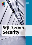 Thomas Glörfeld: SQL Server Security