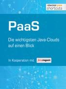 Bernhard Löwenstein: PaaS - Die wichtigsten Java Clouds auf einen Blick
