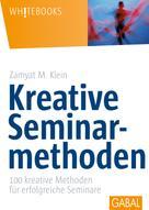 Zamyat M. Klein: Kreative Seminarmethoden ★★★★