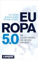 Luc Frieden: Europa 5.0