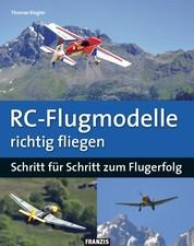 RC-Flugmodelle richtig fliegen - Schritt für Schritt zum Flugerfolg
