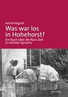 Astrid Felguth: Was war los in Hohehorst? ★★★