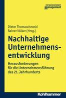 Dieter Thomaschewski: Nachhaltige Unternehmensentwicklung ★★★★