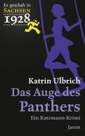 Katrin Ulbrich: Das Auge des Panthers ★★★★