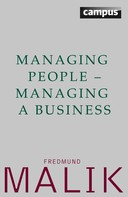 Fredmund Malik: Managing People - Managing a Business ★★★