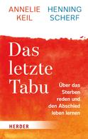 Henning Scherf: Das letzte Tabu ★★