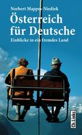 Norbert Mappes-Niediek: Österreich für Deutsche ★★★