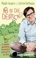 Ralph Caspers: Ab in die Dertschi! ★★★★