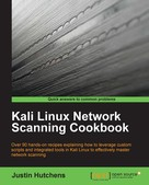 Justin Hutchens: Kali Linux Network Scanning Cookbook