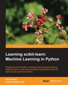 Raúl Garreta: Learning scikit-learn: Machine Learning in Python