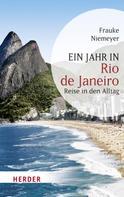 Frauke Niemeyer: Ein Jahr in Rio ★★★★