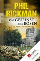 Phil Rickman: Das Gespinst des Bösen ★★★★