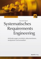 Christof Ebert: Systematisches Requirements Engineering ★★★★★
