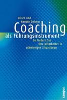Renate Dehner: Coaching als Führungsinstrument ★★★★★