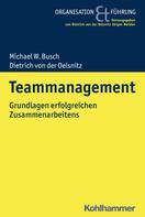 Michael W. Busch: Teammanagement