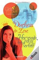 Angela Waidmann: Duchess in Love - Herzogin, total verliebt