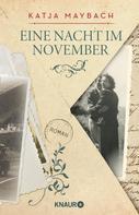 Katja Maybach: Eine Nacht im November ★★★★