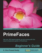 K. Siva Prasad Reddy: PrimeFaces Beginner's Guide