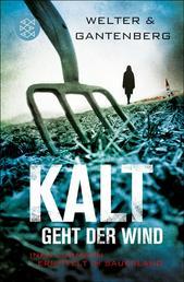 Kalt geht der Wind von Welter/Gantenberg - Cover mit freundlicher Genehmigung von Skoobe