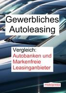 Gerd Zimmermann: Gewerbliches Autoleasing