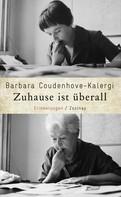 Barbara Coudenhove-Kalergi: Zuhause ist überall ★★★