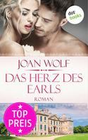Joan Wolf: Das Herz des Earls ★★★★