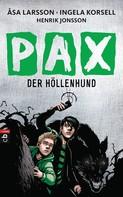Åsa Larsson: PAX - Der Höllenhund ★★★★★