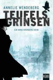 Teufelsgrinsen - Ein Fall für Anna Kronberg