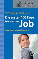 Christina Tabernig: Die ersten 100 Tage im neuen Job ★★