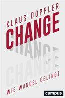 Klaus Doppler: Change ★★