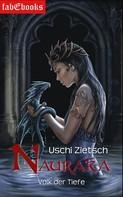 Uschi Zietsch: Die Chroniken von Waldsee 4: Nauraka - Volk der Tiefe ★★★★★