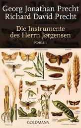 Die Instrumente des Herrn Jørgensen - Roman