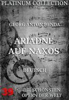 Georg Anton Benda: Ariadne auf Naxos