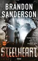 Brandon Sanderson: Steelheart ★★★★★