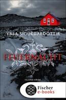 Yrsa Sigurdardóttir: Feuernacht ★★★★