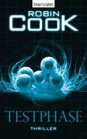 Robin Cook: Testphase ★★★★