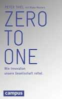 Peter Thiel: Zero to One ★★★★