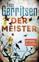 Der Meister - Ein Rizzoli-&-Isles-Thriller
