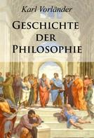 Karl Vorländer: Geschichte der Philosophie