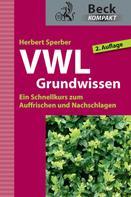 Herbert Sperber: VWL Grundwissen ★★★★★