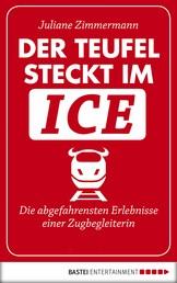 Der Teufel steckt im ICE - Die abgefahrensten Erlebnisse einer Zugbegleiterin