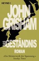 John Grisham: Das Geständnis ★★★★