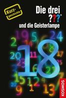 Kari Erlhoff: Die drei ??? und die Geisterlampe (drei Fragezeichen) ★★★