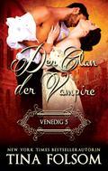 Tina Folsom: Der Clan der Vampire (Venedig 5 - Marcello & Jane) ★★★★