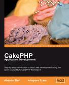 Ahsanul Bari: CakePHP Application Development